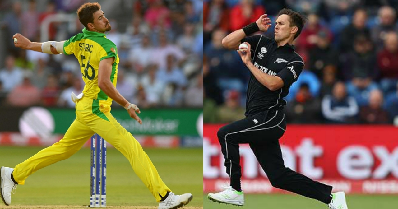 Left-arm bowlers