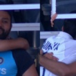 Rohit Sharma's celebration video showing him using cuss word goes viral