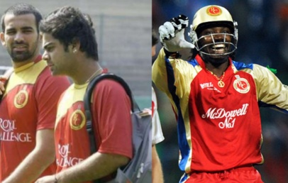 playing for RCB
