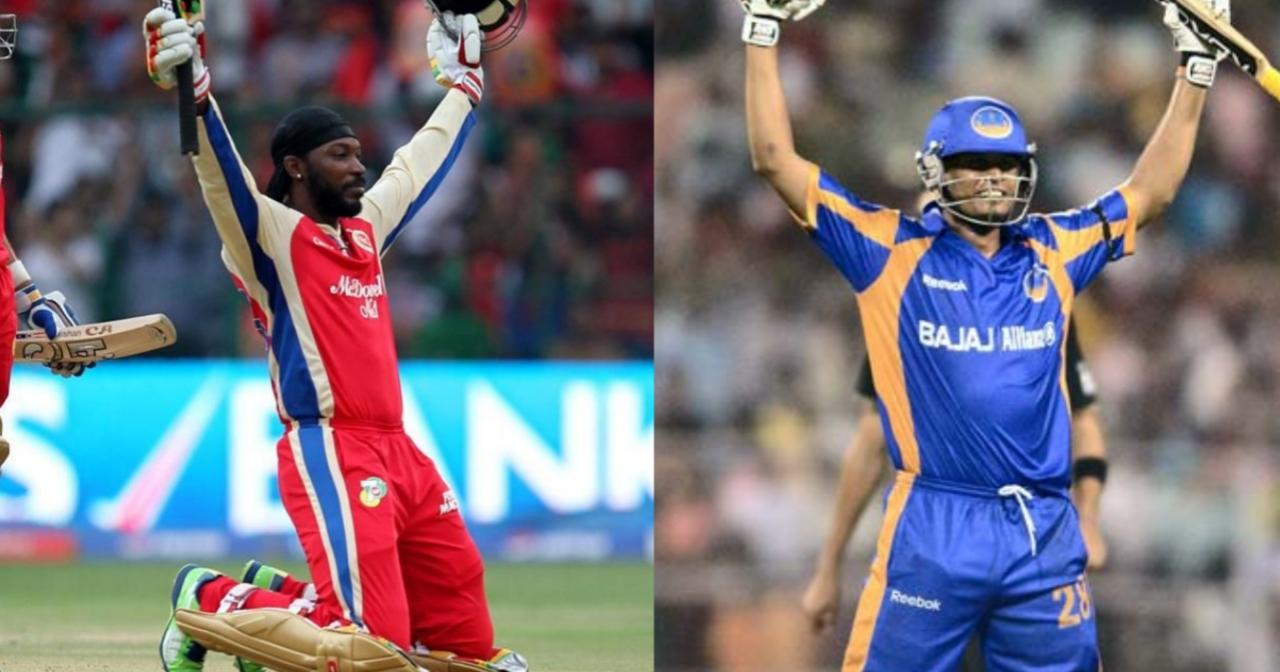 fastest century IPL
