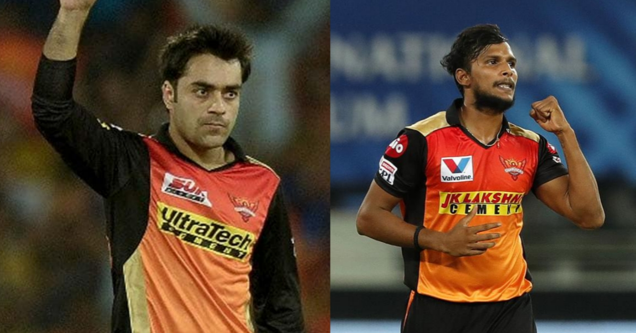 playing for SRH