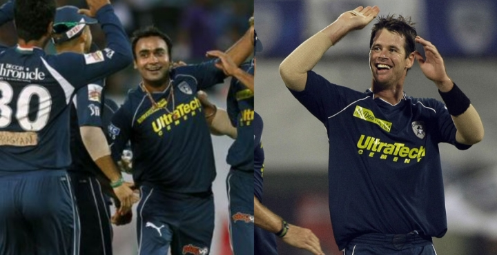 Deccan Chargers Cricketers