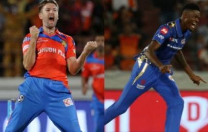 best bowling figures on IPL debut