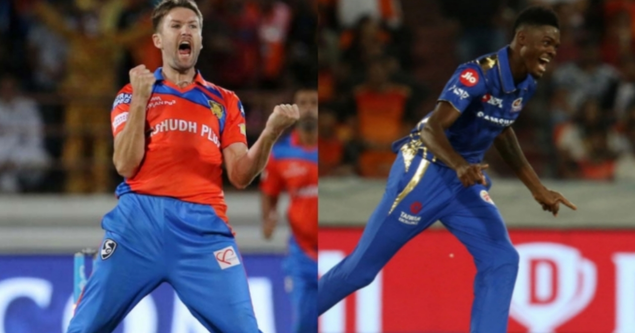 best bowling figures on IPL debut