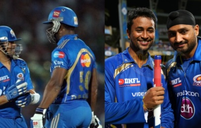 Rohit Sharma Captained For The First Time