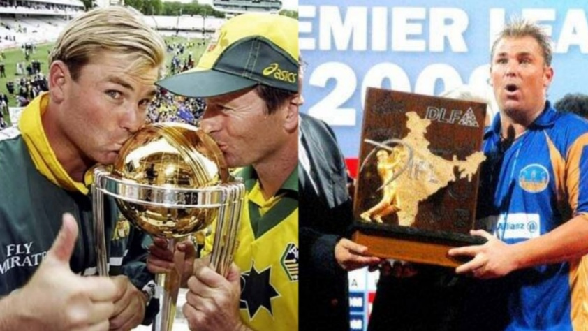 Players Who Have Won Both CWC And IPL