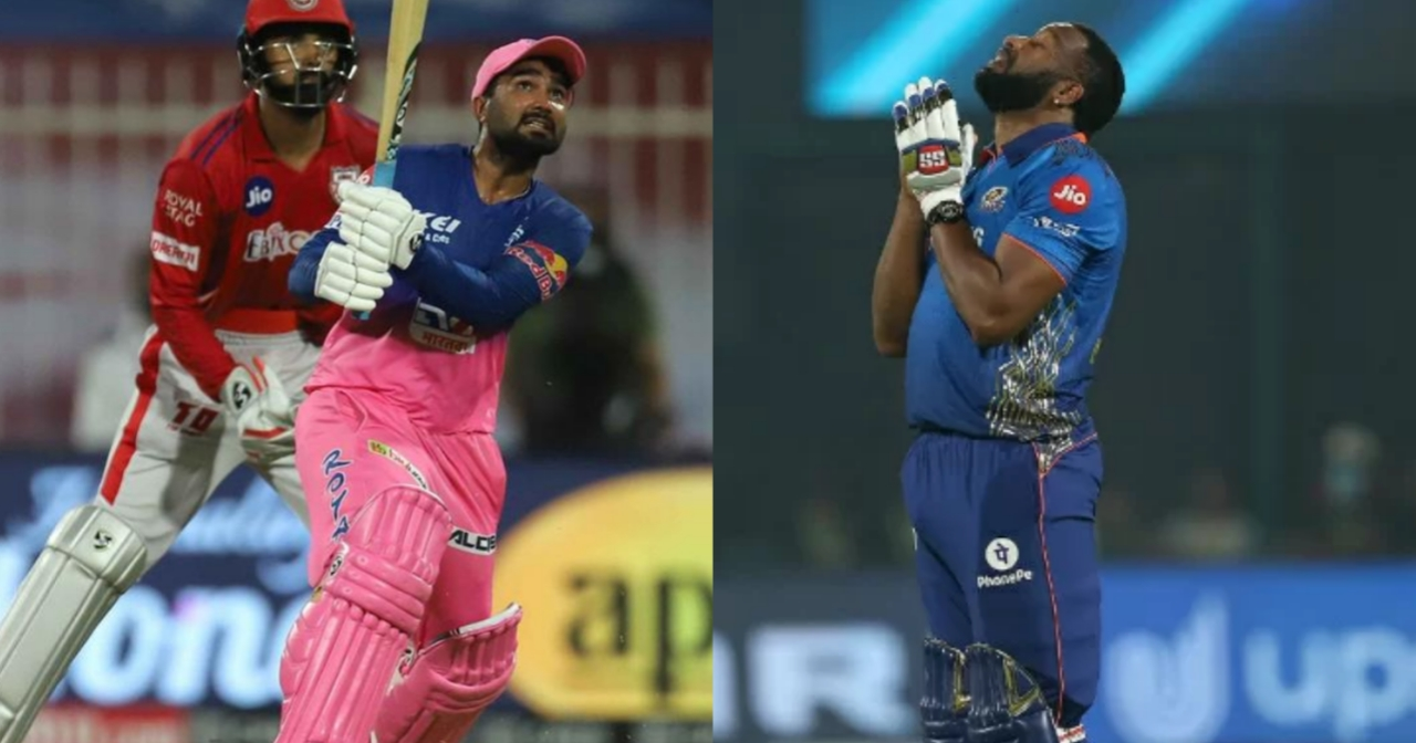 Highest Targets Chased Down In IPL