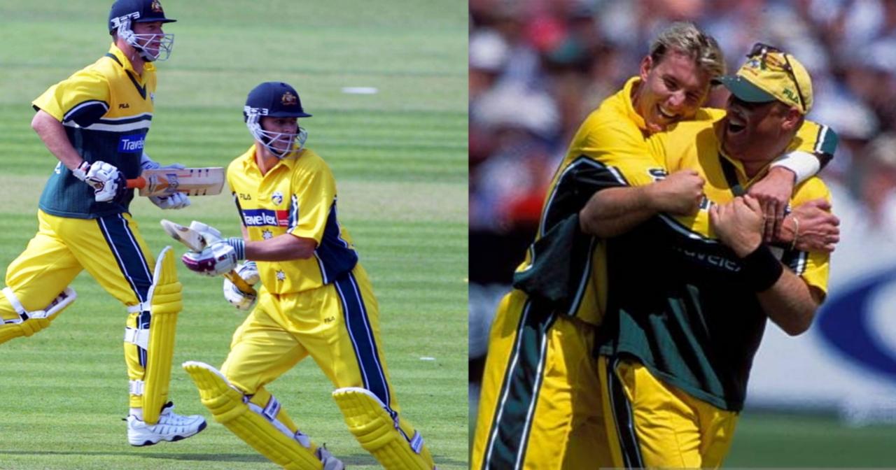 Best Australian XI In ODI Cricket