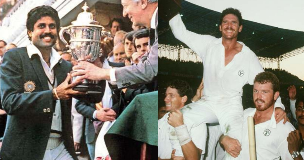 first captain ICC trophy