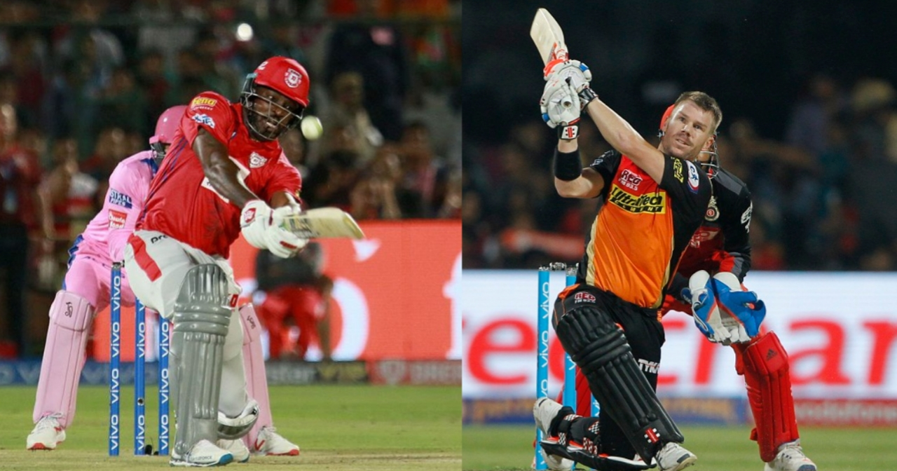 most sixes against spinners in IPL