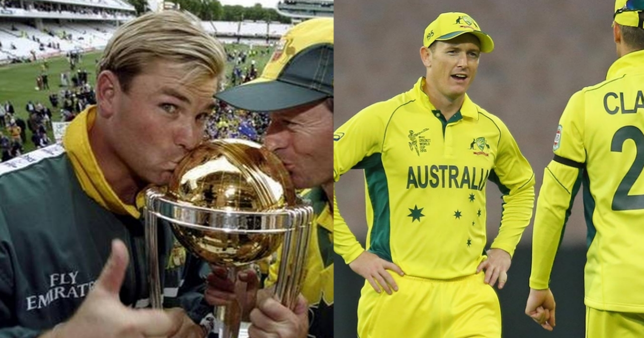 vice-captain of ODI World Cup