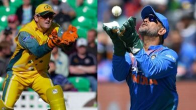 wicket-keepers 500+ catches international cricket