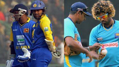 All-time XI of Sri Lanka