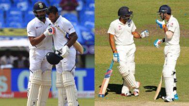 England Test Series