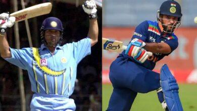 Highest scores On ODI Captaincy Debut