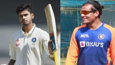 Young Indian T20 Players