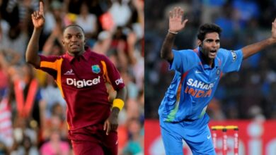 Players Who Took A Wicket On Their First International Ball