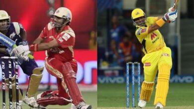 IPL 2021 CSK Team