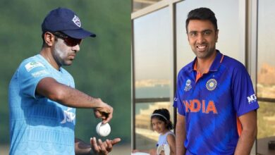 Ashwin Posted An Emotional Message For Wearing The Blue jersey